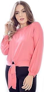 Blusa Mania de Sophia Laço Rose