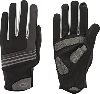 Bell Scorch 850 Insulated Cycling Glove, Large/X-Large, Black/Silver