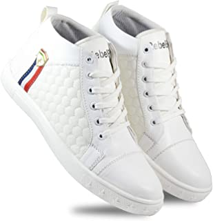 Rebelbe Sneaker White Casual Shoes for Men