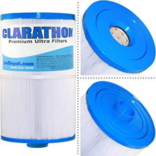 Clarathon Spa Filter Replacement for Sundance Microclean Pleated 6540-501