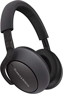 Bowers & Wilkins FP41289 PX7 Noise Cancelling Wireless Headphones, Large - Space Grey