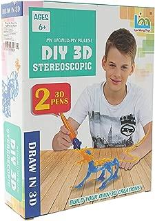 DIY 3D SterioscopicEducational Toys & Games