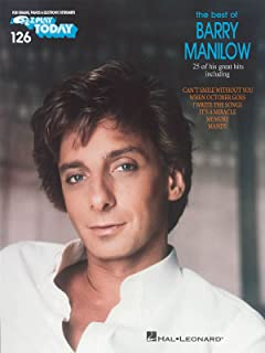Best of Barry Manilow: E-Z Play Today Volume 126