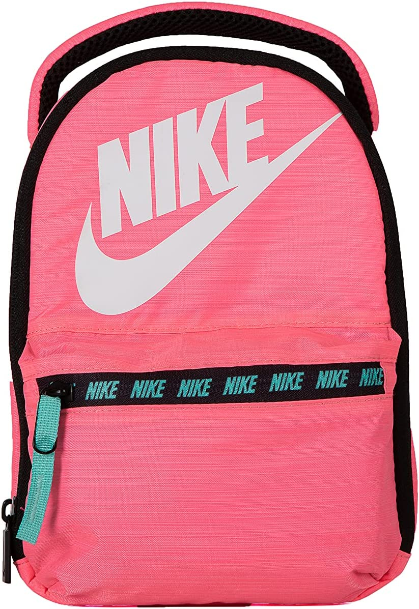 Nike Futura Space Insulated Lunch Bag - Light Pink (Sunset Pulse), one Size