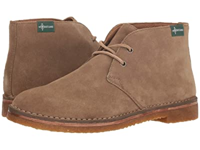 Eastland 1955 Edition Hull 1955 (Khaki Suede) Men