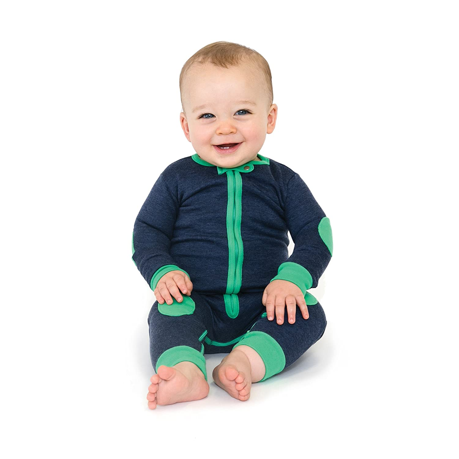 baby deedee 1 Piece Cotton Special price for a limited time Velour Romper Sleeve Direct store Footless P Long