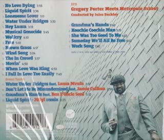 Liquid Spirit: Deluxe Edition by Gregory Porter