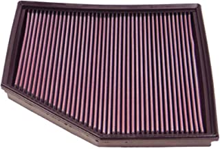 K&N Engine Air Filter: High Performance, Premium, Washable, Replacement Filter: 2003-2011 BMW (650i, 520i, 540i, 550i, 545i, 645Ci), 33-2294