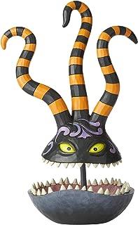 Enesco Jim Shore Disney Traditions The Nightmare Before Christmas Harlequin Demon Trinket Dish