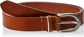 Wrangler Women's DOUBLE LOOP COGNAC Belt