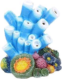 Amazon.es: Adornos de coral - Decoración para acuarios: Productos ...
