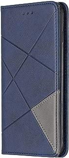 iPhone 7 Plus/iPhone 8 Plus ケース, OMATENTI PUレザー手帳型ケース, 薄型 簡約風 人気 新品 財布 スマホケース, iPhone 7 Plus/iPhone 8 Plus 用 Case Cover カード収納 付き, 青