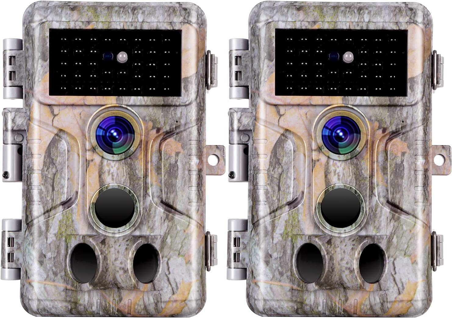 2-Pack Outdoor Stealth Trail Game Deer 1296 No 70% OFF Outlet 24MP Max 79% OFF Cameras Glow