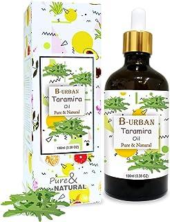 B-URBAN Taramira Oil 100% Natural Pure Undiluted Uncut Essential Oil 100ml
