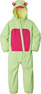 Columbia Youth Infant Kitteribbit Rain Suit, Waterproof & Breathable