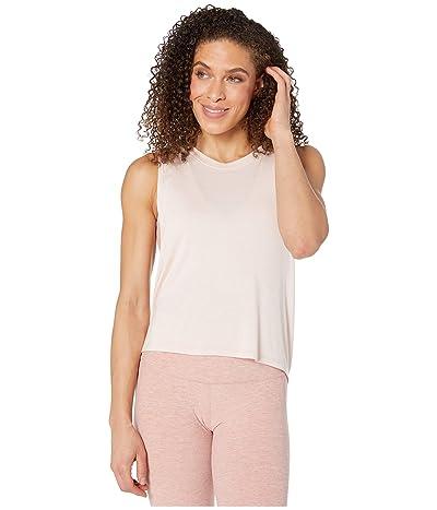 Beyond Yoga Wrap Around Tank (Pink Quartz) Women