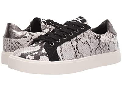 Dirty Laundry Embark (White Multi Snake) Women