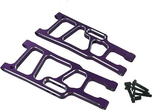 rotcat Racing Aluminum Rear Lower Suspension Arm, 2P