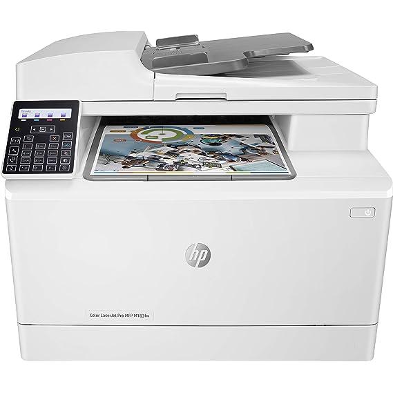 HP Color Laserjet Pro MFP M183fw Laser Printer