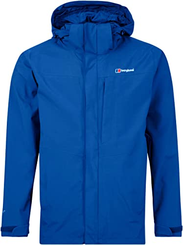 berghaus Herren Hillwalker Long Interactive Gore-tex Waterproof Jacke