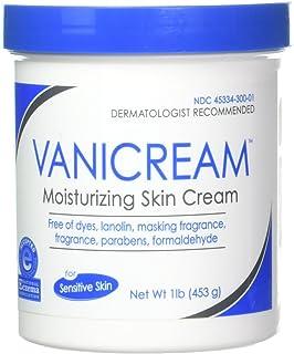 Vanicream Moisturizing Skin Cream for Sensitive Skin 1lb