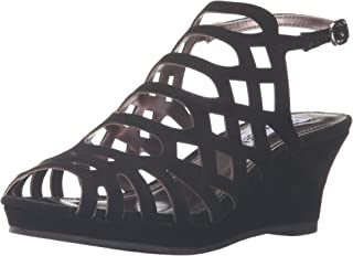 dfac00897bf Amazon.com  Wedge - Sandals   Shoes  Clothing