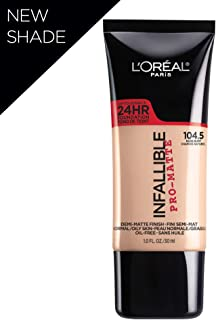 Best infallible total coverage foundation Reviews