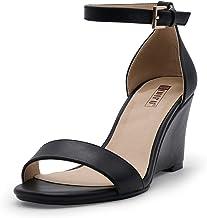 Amazon.com: Black Women's Wedges Size 11
