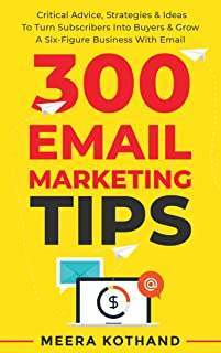 300 Email Marketing Tips