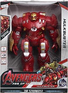 Feilun Hulk Buster Avengers Age Of Ultron For Boys, Multi Color