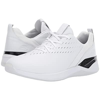 SKECHERS Modena Valburn (White/Black) Men