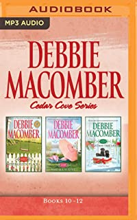 Debbie Macomber - Cedar Cove Series: Books 10-12: 1022 Evergreen Place, 1105 Yakima Street, 1225 Christmas Tree Lane