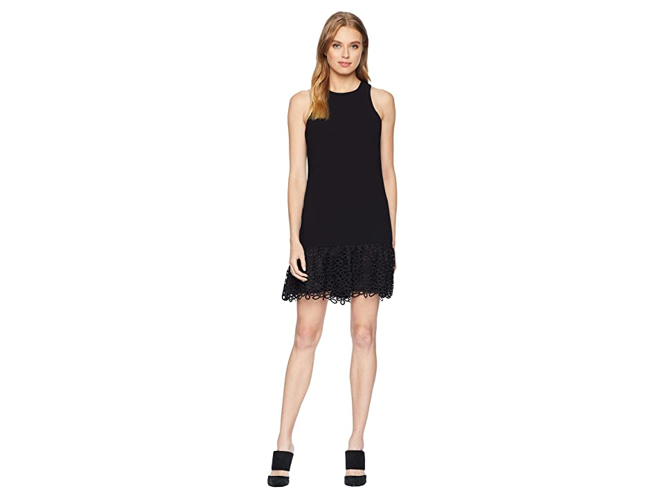 Trina Turk Berry Dress (Black) Women