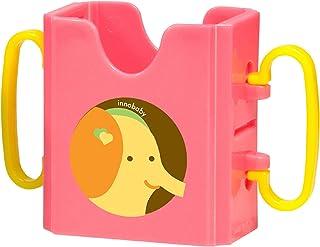 Innobaby Sippin' Smart Juice Box Holder,Pink,
