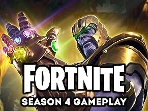 Clip: Fortnite - Season 4 Gameplay