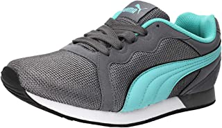Puma Women's Pacer Wn S Idp Quiet Shade Heather-Blue Sneakers