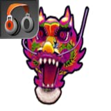 Tap Catcher: Drum and Bass Chinese Dragon Tapping Action