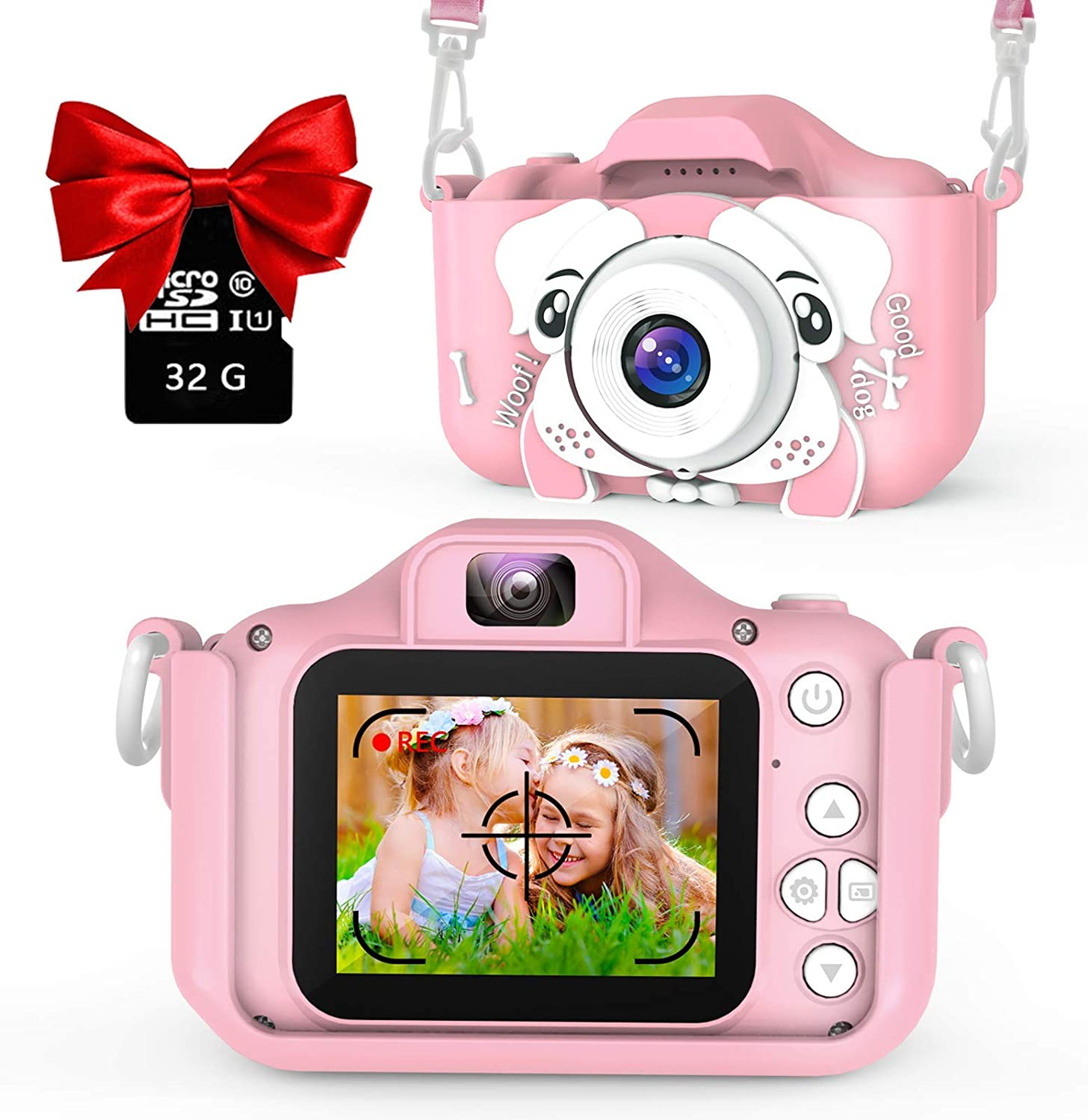 ROYAL WIND Upgrade Kids Selfie Birthday Max 80% OFF Christmas Gifts Max 78% OFF f Camera