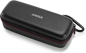 Anker SoundCore مورد رسمی مسافرت (Anker SoundCore / SoundCore 2 / Motion B بلوتوث اسپیکر ONLY) - PU چرم حق بیمه حفاظت مورد حمل