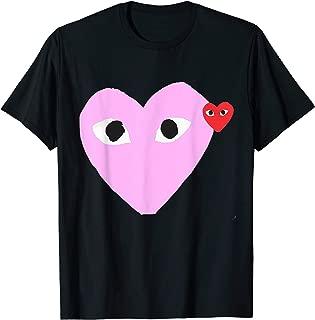 Heart Pocket T-Shirt Men Women Kids T-Shirt