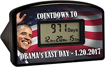 Best obama's last day countdown Reviews