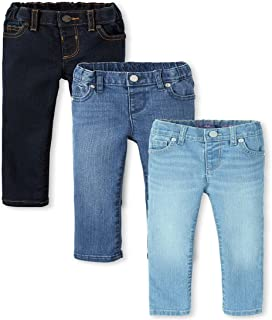 The Children's Place Toddler Girls Super Skinny Jeans