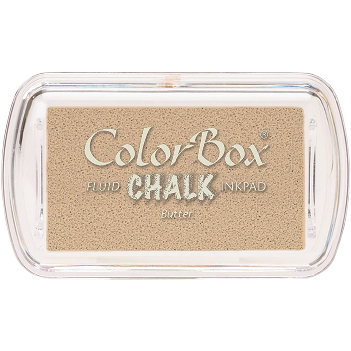 CLEARSNAP ColorBox Fluid Chalk Ink Pad, Mini, Butter