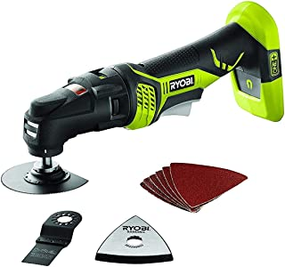 Ryobi JobPlus ONE+ 18 Volt Multi Tool Console & Head Attachment Set P340 (Bulk Packaged) (Bare Tool)