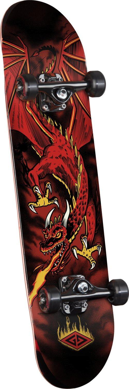 Powell Golden Dragon Flying Dragon 2