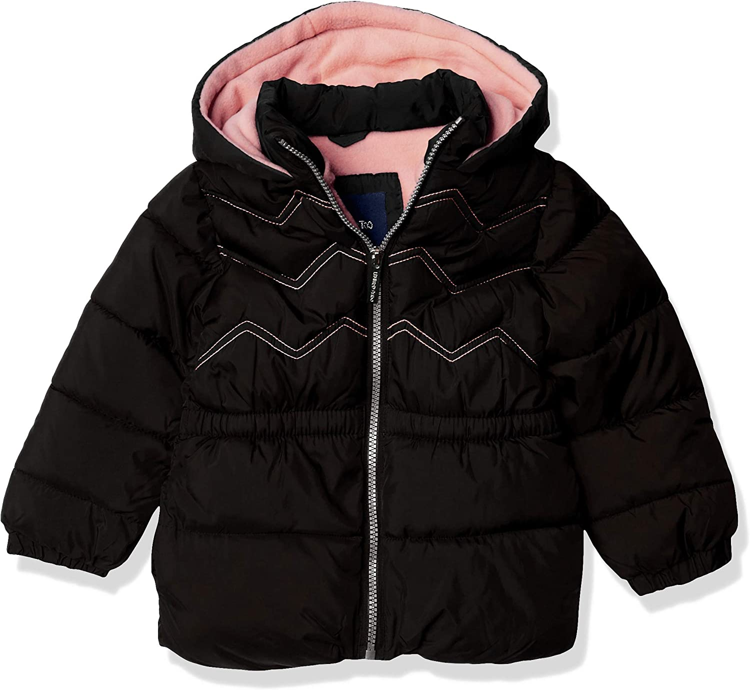 Limited Too Girls' Don't miss the campaign Jacket Topics on TV Puffer