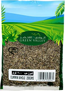 Green Valley Whole Cummin - 200 gm
