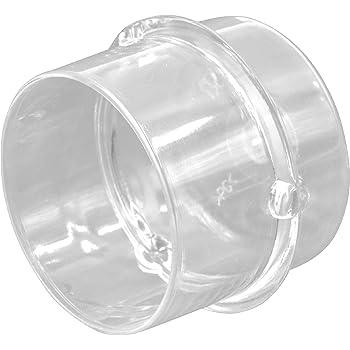 Spatel f/ür Vorwerk Thermomix/® TM3300 TM31 TM21 TM5 TM6 K/üchenmaschine 300 x 70 x 70 mm dunkelgrau