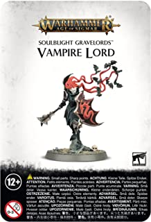 Warhammer AoS - Soulblight Gravelords Vampire Lord