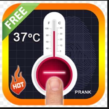 Body Temperature Checker prank
